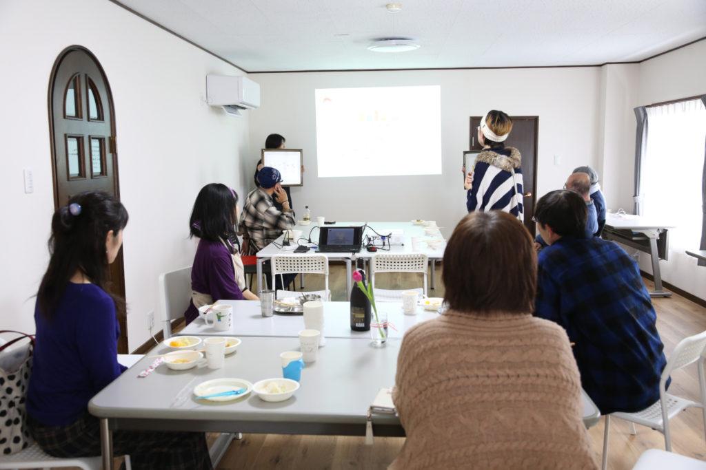 コクリエラボのコワーキングエリアでイベント【株式会社オーティサイト】