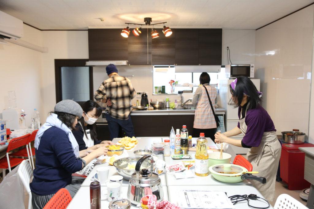 コクリエラボのキッチン【株式会社オーティサイト】